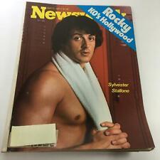 Newsweek Magazine: April 11 1977 - Sylvester Stallone: Rocky KO's Hollywood