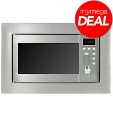 MyAppliances REF28604 Built In S/Steel Microwave & Grill 20 Litres with LED