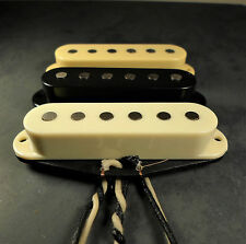 Wiggins Brand Traditionals, hand wound Strat set, Alnico, Made to Order