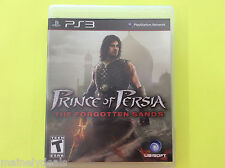 Prince of Persia The Forgotten Sands Sony PlayStation 3 PS3 Game Complete