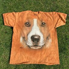 The Mountain Brand Clothing Company Dog K9 Puppy Pet Mens t-shirt tee size 3XL