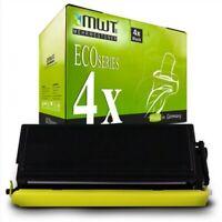 4x MWT Eco Toner Compatible Para Brother HL-5070-NLT HL-1670-NLT MFC-8820-DN