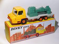 Berliet Stradair plateau + machine outil - réf 569P au 1/43 de dinky toys atlas