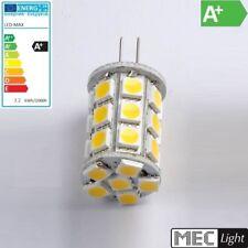 G6,35/GY6,35 LED Stiftsockel Zylinder 27x 5050SMDs 332Lm 4W warm weiß (3000K)