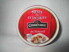 Noix de Saint Jacques Jakobsmuscheln natur von Connetable Füllm 207g/ATG111g