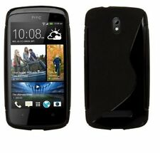HTC Desire 500 S Line Protective Shockproof Gel Cover. Soft and Light Phone Case