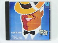 """Maurice CHEVALIER """"Fleur de Paris"""" CD Chanson Française vintage 30's 40's 50's"""