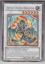 YU-GI-OH Iron Chain Dragon Rare englisch CSOC-EN040 Eisenketten Drache