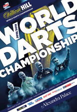 * 2018/2019 PDC WORLD DARTS CHAMPIONSHIPS PROGRAMME - 13th Dec - 1st Jan *