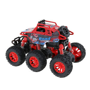 Alloy 6WD Pull Back  Climbing Vehicles Racing Car Toy for Children