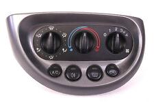 Klimabedienteil Ford KA Heizung Klimaanlage 97KP19A522 Klima grau metallic