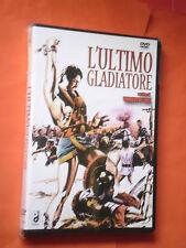 DVD  FILM - L'ULTIMO GLADIATORE- DI:UMBERTO LENZI-NUOVO IN OTTIME CONDIZIONI