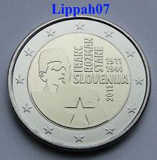 Slovenië speciale 2 euro 2011 Franc Rozman Stane UNC
