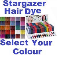 Stargazer Semi Permanent Hair Colour Dye - Choose Your Colour - Pink Red + More