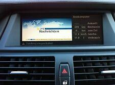 TV / DVD FREISCHALTUNG für alle BMW F 01 02 03 04 07 10 11 12 13 20 25  über OBD