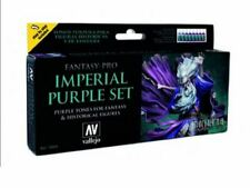 Vallejo Nocturna Fantasy-Pro Set - Imperial Purple (8)