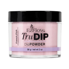 EzFlow TruDip Nail Dipping Powder - French Pink (56g) SNS