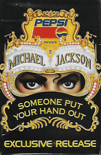 M.JACKSON - Someone Put Your Hand Out - Cassette Single - Epic - 982789 4 - 1992