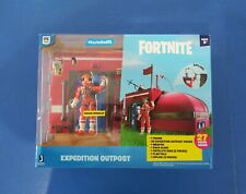 Fortnite Expedition Outpost - Action Figure Toy - NEW SEALED.  A10