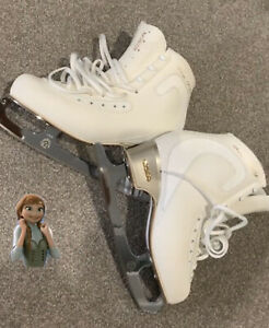 ice skate boots EDEA Ice Fly 265 Width C( Standard) NOT WITH BLADE