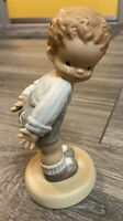 """Enesco Memories of Yesterday """"Where's Muvver"""" Figurine 520101 Lucie Atwell 1989"""