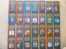 Die offizielle Agatha Christie Sammlung-Wähle 2 Bände Ihrer Wahl aus 59 Bänden!
