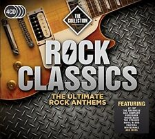 Various Artists - Rock Classics: The Collection / Various [New CD] Italy - Impor