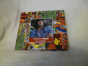 "CD / DIGIPACK ""FRONTIERES"" Yannick NOAH 119795"