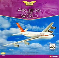 CORGI AVIATION ARCHIVE AA32909 - 1:144 BOEING 707-338C QANTAS 1966
