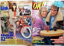 ok! 1980: Lio_Evelyne Leclercq_EDDY Mitchell_Kinder Joe dassin_stone