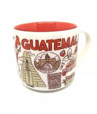 Starbucks Been There Series Guatemala Mug Cup Brand New In Box