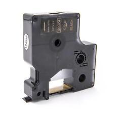Cassette de cinta 9mm O/N para Dymo D1, 40924