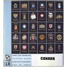 DAVO Canada Luxe Hingeless 2015 Stamp Album Supplement $89.99
