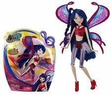 *NIB* VHTF Winx Club Believix 11.5 Inch Deluxe Fashion Doll ~ MUSA