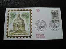 FRANCE - enveloppe 1er jour 14/10/1995 (institut de france) (cy42) french