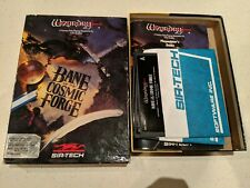 Wizardry Bane of the Cosmic Forge AD&D PC IBM Sir-Tech In Box Rare Vintage