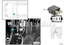 509-BMW Mini R50 R53 R52 JCW 5-Pin Grey Windscreen Washer Pump Relay 61361393415