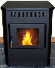 CORN FLAME - World's BEST Rated Pellet Stove - 97% EFFICIENT!!! - MADE IN USA!!!