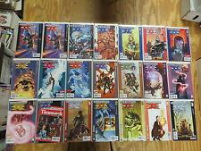 Ultimate X-Men 74 Issue Comic Run Annual #1 Marvel Wolverine