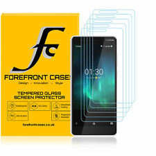 Nokia 3.1C Tempered Glass Screen Protector [5 PACK] Thin Guard Cover HD Clear