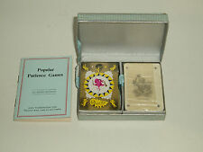 "Vintage Waddingtons ""Orient Line cruising"" playing cards. New & Mint. c1920s."