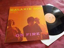 GALAXIE 500 On fire RARE LP original 1980's INDIE