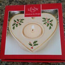 Lenox American By Design Heart Tea Light Votive Holder
