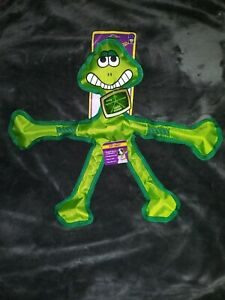 *NEW* Multipet Tuff Enuff 15' Skele The Frog 🐸 Rope Toy For Dogs