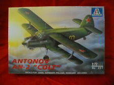 "ANTONOV AN-2 ""COLT"" 1/72 ITALERI 091"