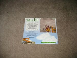 New 25  Large Cloud Wallies Fluffy White Clouds Pre-Pasted Removable