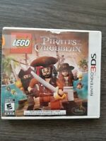 Lego Pirates Of The Caribbean The Video Game 3DS
