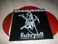 RAMMSTEIN RARE 3 LP COULEURS RUHRPOTT EXCELLENT ETAT