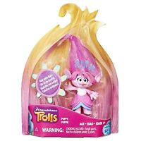 Trolls ~ POPPY FIGURE ~ Small Troll Town Collectibles Series