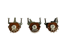 More details for  guitar switch oak style 3 way, 4 way, or 5 way including screws will fit fender
